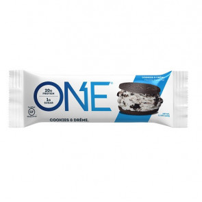 Bar Oh Yeah! ONE sabor Cookies and Creme 60 g