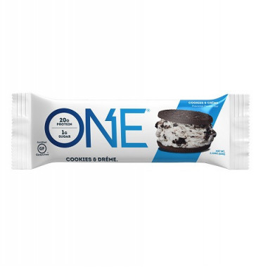 Barre Oh Yeah! ONE goût Cookies and creme 60 g