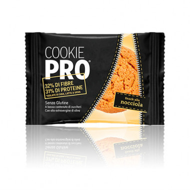 Galleta Cookie Pro Avellanas Alevo 13,6 g
