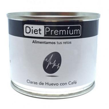 Diet Premium Egg Whites with Coffee 125 g