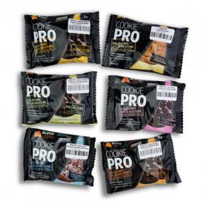 Pack Multisabor Galletas Cookie Pro Alevo 12 unidades