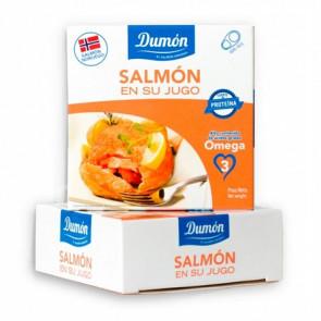 Salmón Noruego en su Jugo Dumon 160 g