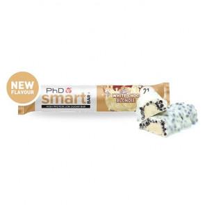 Smart Bar Blondie (Brownie) de Chocolate Branco PhD 64g