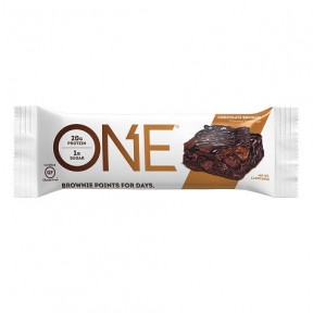 Oh Yeah! ONE Bar Bar Fudge Brownie 60 g