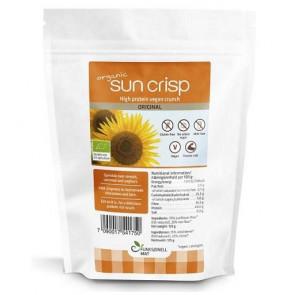 Crujientes de Girasol Organic Sun Crisp Original Sukrin 125g