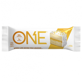 Bar Oh Yeah! ONE sabor Pastel de Limon 60 g