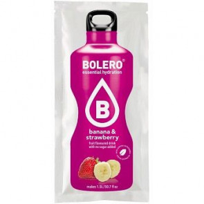 Bolero Drinks Banana & Strawberry 9 g