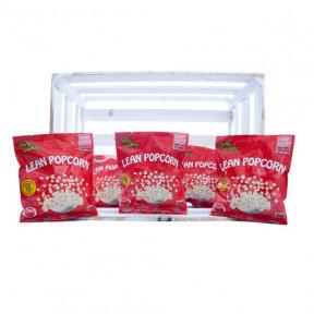 Pack de 36 Lean Popcorn Palomitas Proteinadas Tomate Seco y Pesto Purely Snacking