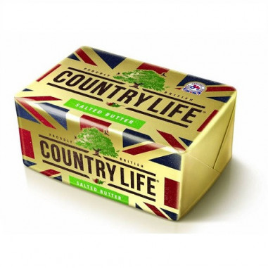 Mantequilla con Sal Country Life 250 g