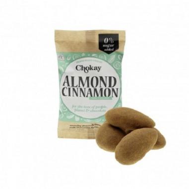 Chokay Chocolate Covered Almonds 40g