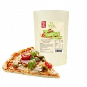 Preparado para pizza baja en carbohidratos 250 g LCW La Italia