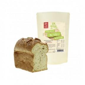 Préparation pour pain faible en glucides 345 g LCW