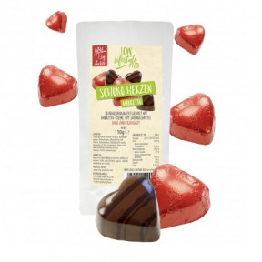 Bombons de chocolate low-carb com Amaretto 110 g LCW