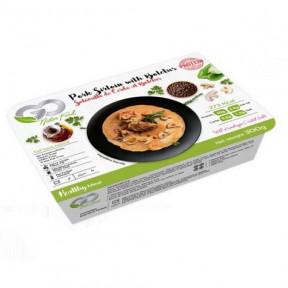 Go Natur Food Pork Sirloin with Boletus 300 g