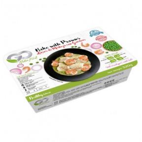 Go Natur Food Hake with Prawns 320 g