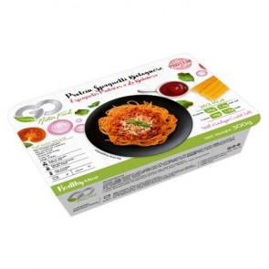Espaguete de Proteína à Bolonhesa Go Natur Food 300 g