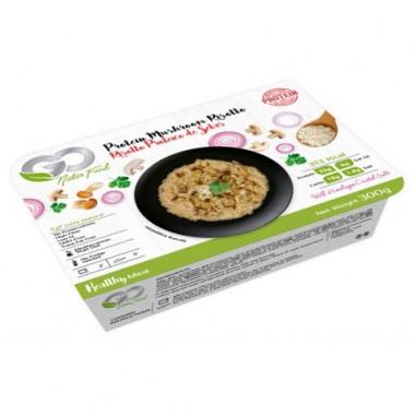 Risotto Proteico de Setas Go Natur Food 300 g
