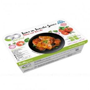 Go Natur Food Tuna in Tomato Sauce 300 g