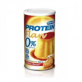 Preparado para Elaborar Flan Proteico Quamtrax 360 g