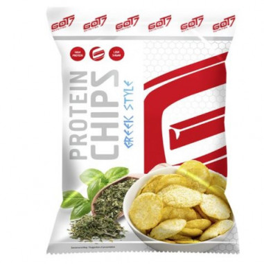 Chips de Proteína Got7 Sabor Grego 50g