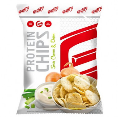 Got7 Protein Chips Sour Cream and Onion 50g