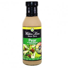 Walden Farms Pear and White Balsamic Vinaigrette 355 ml