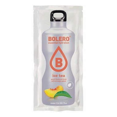 Bolero Drinks Ice Tea Pêche