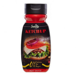 Sauce Ketchup 0% Servivita 320 ml