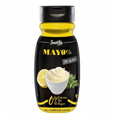 Servivita 0% Mayonnaise Sauce 320 ml