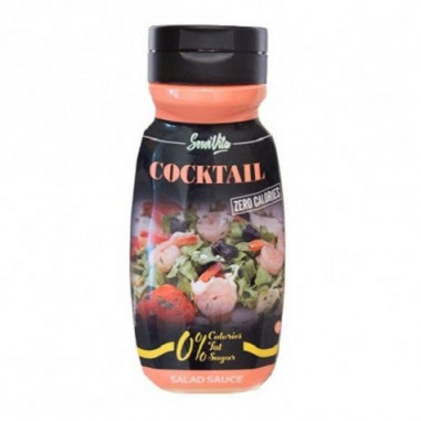 Salsa Cocktail 0% Servivita 320 ml
