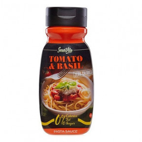 Servivita 0% Molho Tomate e Manjericão 320 ml