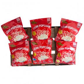 Pack Variado de Lean Popcorn Palomitas Proteinadas 6 Paquetes