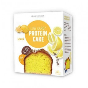 Body Attack Lemon Low Carb Protein Cake 150g