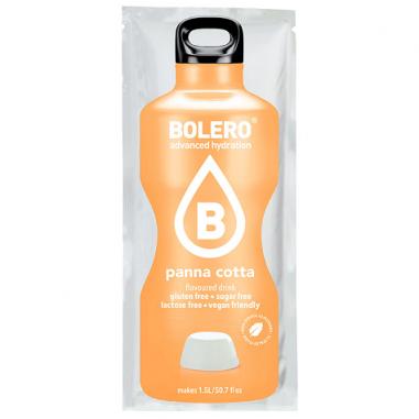 Boissons Bolero goût Panna Cotta 9 g