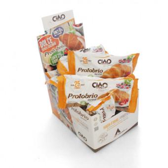 Pack de 40 Croissant CiaoCarb Protobrio Fase 2 Dulce Natural