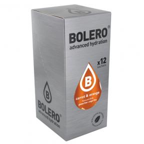 Pack 12 sachets Boissons Bolero Orange et Carotte - 10% de réduction supplémentaire lors du paiement