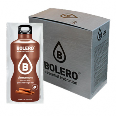 Pack 24 Bolero Drinks Canela