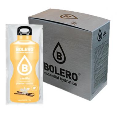 Pack 24 sobres Bebidas Bolero Vainilla