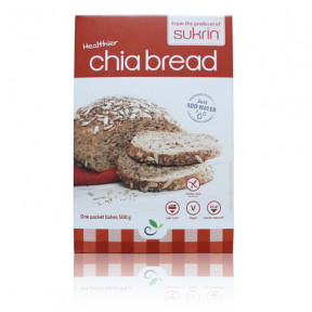 Bread Mix Chia Hemp Sukrin 250 g