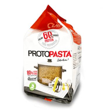 Pasta CiaoCarb Protopasta Fase 1 Stortini (Fideos) 250 g 5 porciones individuales