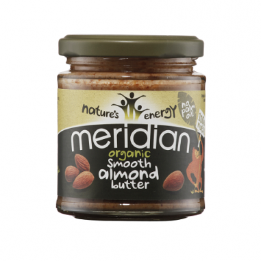Natural Almond Butter Smooth Meridian