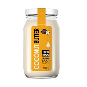 Mantequilla de Coco Ecológica Cocofina 335 g