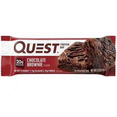Quest Bar Protein Sabor Brownie