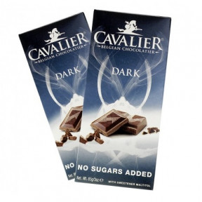 Cavalier Dark Chocolate 85 g