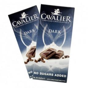 Chocolate Preto Cavalier 85 g