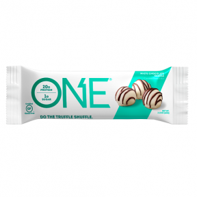 Barrita Oh Yeah! ONE sabor Trufa de Chocolate Blanco 60 g