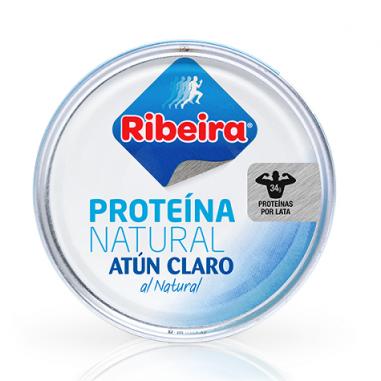 Ribeira Natural Yellowfin Tuna 160 g