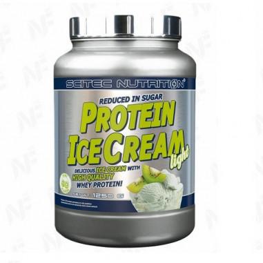 Kiwi Protein Ice Cream Light Scitec Nutrition