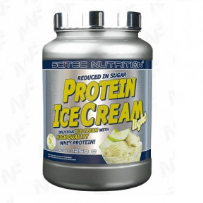 Protein Ice Cream Light Pera Scitec Nutrition 1250 g