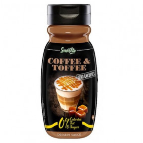 Servivita 0% Coffee and Toffee Syrup 320ml